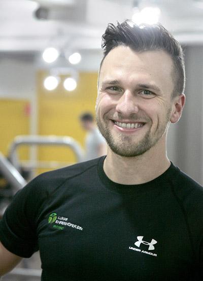 Lukas Ehrenhöfer BSc