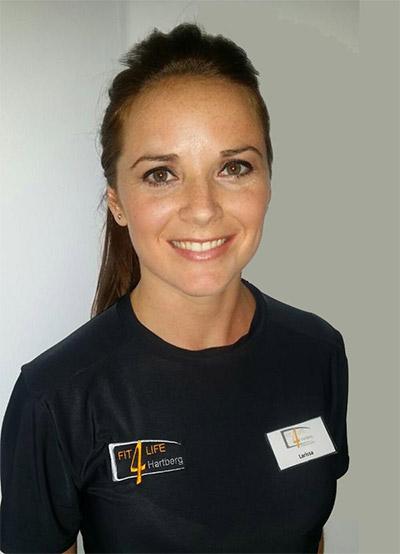 Larissa Simon, BA MA