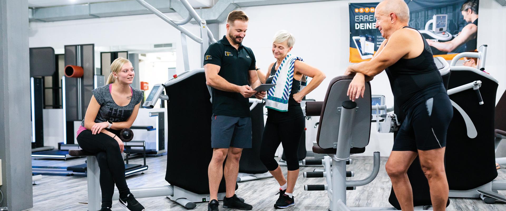 Fitnessstudio Hartberg Gruppe